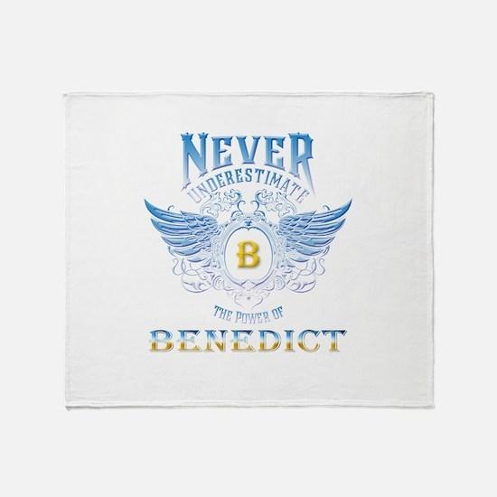 benedict Throw Blanket