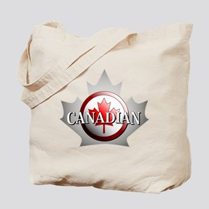 I be Canadian Tote Bag