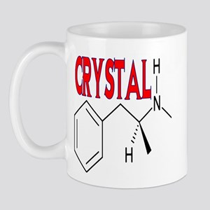 CRYSTAL METH Mug