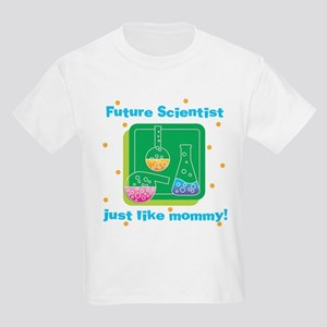 Future Scientist Like Mommy T-Shirt