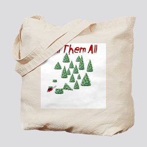 Kill Them All Tote Bag