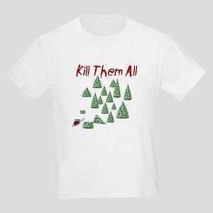 Kill Them All Kids Light T-Shirt