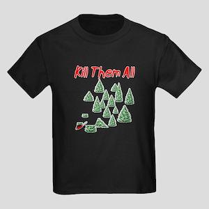 Kill Them All Kids Dark T-Shirt