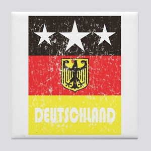 Part 3/8 - Germany World Cup 2010 Tile Coaster