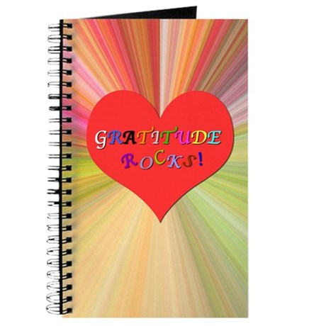 Gratitude Rocks Journal