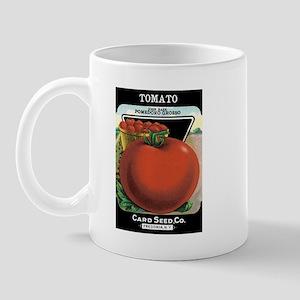 Vintage Tomato Mug