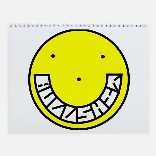 SON OF SMILEY Wall Calendar