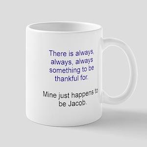 Thankful Jacob Mug