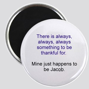 Thankful Jacob Magnet