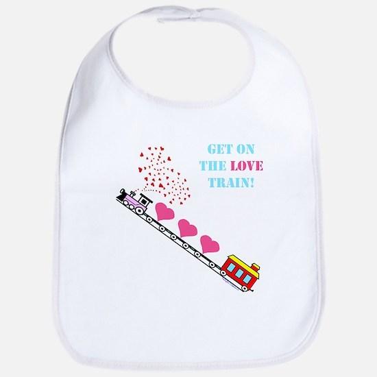 ~Love Train Design 002~ Bib