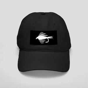 WHITE FLY Black Cap
