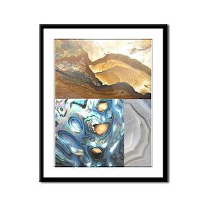 Framed Gemstone Print