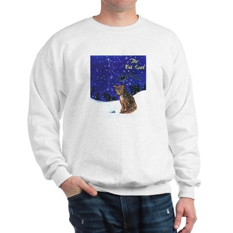Cat Carol Sweatshirt
