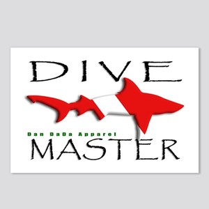 Dive Master Postcards (Package of 8)