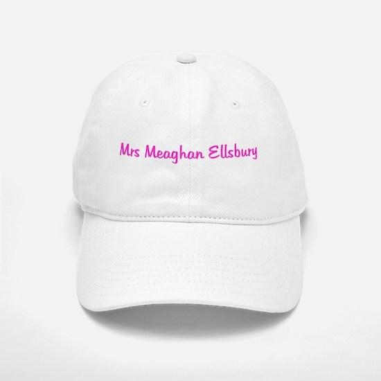 Mrs Meaghan Ellsbury Baseball Baseball Cap