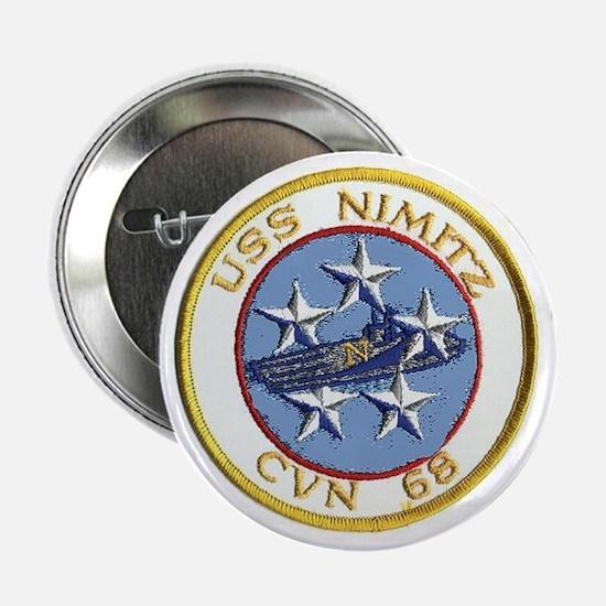 USS Nimitz CVN 68 Button