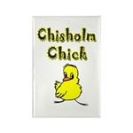 Chisholm Chick Rectangle Magnet (10 pack)