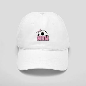 Soccer Mom (Pink) Cap