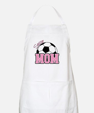 Soccer Mom (Pink) Apron