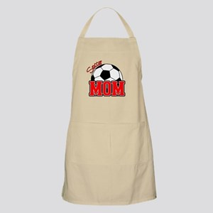 Soccer Mom (Red) Apron