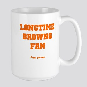 Browns Large Mug Mugs