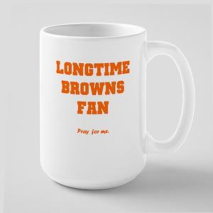 b67a18f757a Cleveland Brown Mugs - CafePress