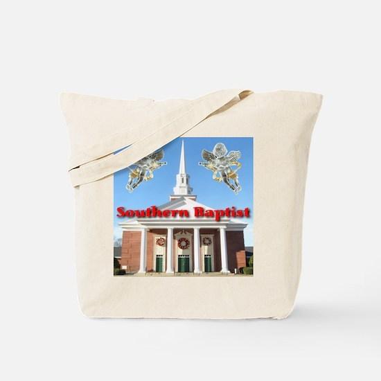 Southern Baptist Tote Bag