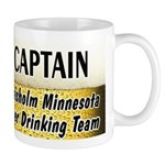 Chisholm Beer Drinking Team Mug