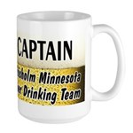 Chisholm Beer Drinking Team Large Mug