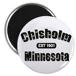 Chisholm Established 1901 2.25