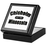 Chisholm Established 1901 Keepsake Box