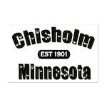 Chisholm Established 1901 Mini Poster Print