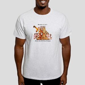 Aztec Human Sacrifice Light T-Shirt