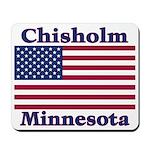 Chisholm US Flag Mousepad