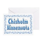 Chisholm Minnesnowta Greeting Card