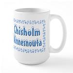 Chisholm Minnesnowta Large Mug