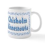 Chisholm Minnesnowta Mug