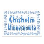 Chisholm Minnesnowta Postcards (Package of 8)