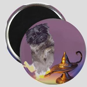 "Cairn Terrier ""Genie"" Magnet"