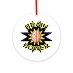 Brain Power Ornament