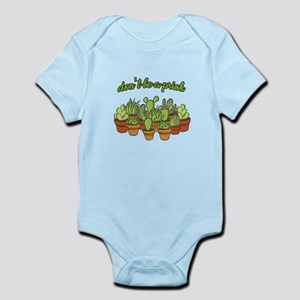Cactus - Don't be a prick Body Suit