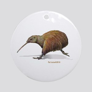 Kiwis Ornament (Round)