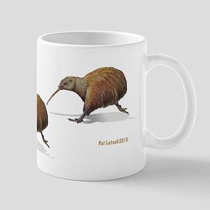 Kiwi Race Mug