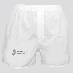 Not Ohio! Boxer Shorts