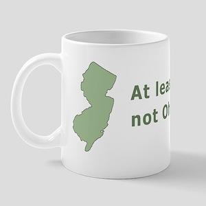 Not Ohio! Mug