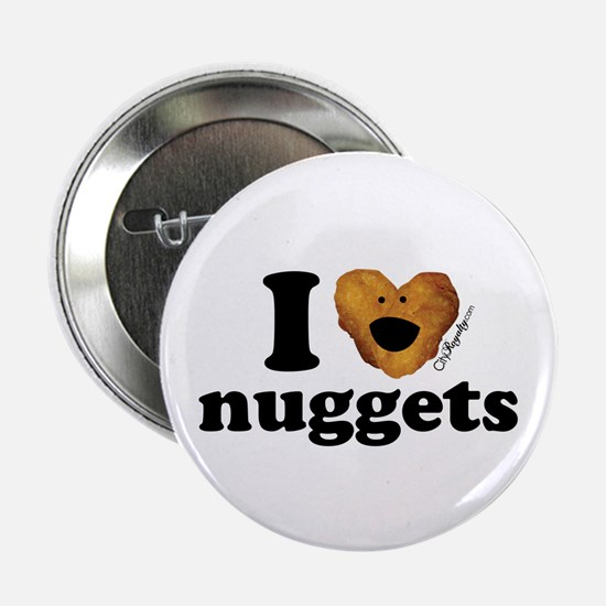 "I Love Nuggets 2.25"" Button"