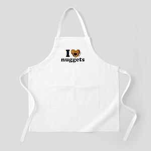 I Love Nuggets Apron