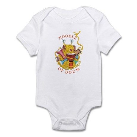Noodle of Doum Infant Bodysuit