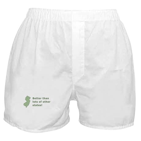 Better than lots of other... Boxer Shorts