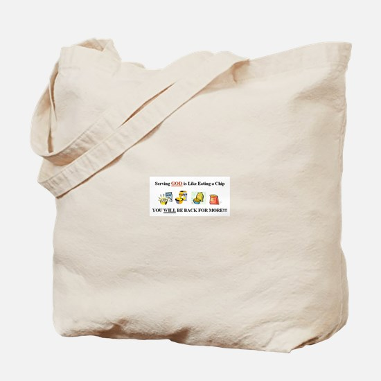 Cool Religion beliefs sister Tote Bag